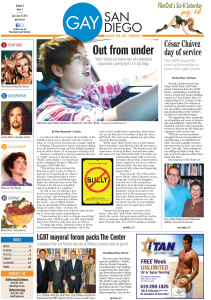 GSD_Cesar_Chavez_Front Page